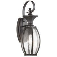Progress P560101-020 River Place 1 Light 17 inch Antique Bronze Outdoor Wall Lantern