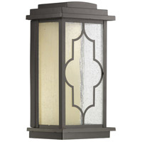 Northampton LED 13 inch Architectural Bronze Outdoor Wall Lantern, Design Series