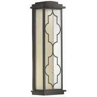 Northampton LED 22 inch Architectural Bronze Outdoor Wall Lantern, Design Series