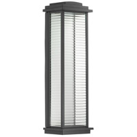 Progress P560109-031-30 Northampton LED LED 22 inch Textured Black Outdoor Wall Lantern Design Series