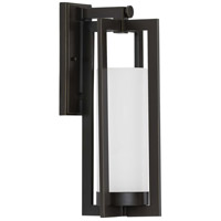 Progress P560123-108 Janssen 1 Light 19 inch Oil Rubbed Bronze Outdoor Wall Lantern Large Design Series