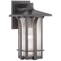 Progress P560124-020 Cullman 1 Light 13 inch Antique Bronze Outdoor Wall Lantern Design Series