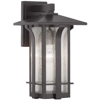 Progress P560125-020 Cullman 1 Light 16 inch Antique Bronze Outdoor Wall Lantern Design Series