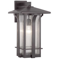 Progress P560126-020 Cullman 1 Light 19 inch Antique Bronze Outdoor Wall Lantern, Design Series