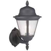 Progress P560134-031 Westport 1 Light 16 inch Black Outdoor Wall Lantern