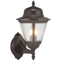 Progress P560135-020 Westport 2 Light 19 inch Antique Bronze Outdoor Wall Lantern