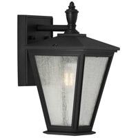 Progress P560166-031 Cardiff 1 Light 13 inch Textured Black Outdoor Wall Lantern with DURASHIELD Small