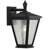 Progress P560167-031 Cardiff 1 Light 17 inch Textured Black Outdoor Wall Lantern with DURASHIELD Medium