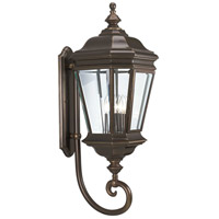 Progress P5673-108 Crawford 4 Light 33 inch Oil Rubbed Bronze Outdoor Wall Lantern