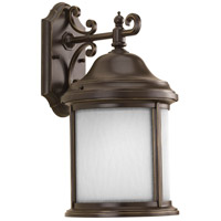 Progress P5875-20MD Ashmore 1 Light 17 inch Antique Bronze Outdoor Wall Lantern photo thumbnail