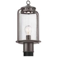 Progress P6436-20 Botta 1 Light 16 inch Antique Bronze Outdoor Post Lantern
