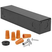 Progress P700020-031 Hide-a-Lite Black 8 inch LED Tape Driver 24V 25W