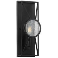 Progress P710076-031 Cumberland 1 Light 5 inch Matte Black ADA Wall Sconce Wall Light Design Series