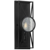 Progress P710076-031 Cumberland 1 Light 5 inch Matte Black ADA Wall Sconce Wall Light, Design Series