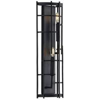 Progress P710077-031 Torres 2 Light 8 inch Textured Black ADA Wall Sconce Wall Light, Design Series