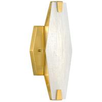 Progress P710078-109 Rae 2 Light 6 inch Brushed Bronze ADA Wall Sconce Wall Light Design Series