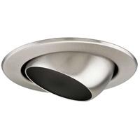 Progress P8046-09 Recessed Lighting Brushed Nickel Recessed Eyeball Trim in Standard