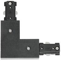 Progress P860033-031 Led Track 120V Black 90 Degree Connector Ceiling Light