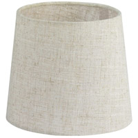 Progress P860042-000 Signature Flax Linen Chandelier Shade