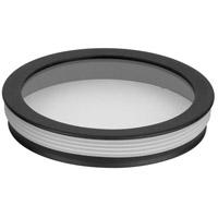 Progress P860045-031 Cylinder Lens Black Round Cylinder Cover