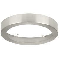 Progress P860049-009 Everlume Brushed Nickel Edgelit Round Trim Ring