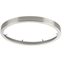 Progress P860051-009 Everlume Brushed Nickel Edgelit Round Trim Ring