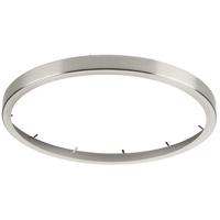 Progress P860052-009 Everlume Brushed Nickel Edgelit Round Trim Ring