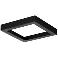 Progress P860053-031 Everlume Black Edgelit Square Trim Ring