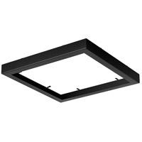 Progress P860054-031 Everlume Black Edgelit Square Trim Ring