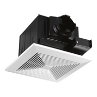 Progress Lighting Signature Bath Fan in Textured White PV020-30