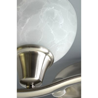 Progress P5125-09 Pavilion 1 Light 10 inch Brushed Nickel Mini-Pendant Ceiling Light alternative photo thumbnail