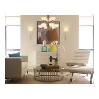 Progress P7053-09WB Rave 1 Light 7 inch Brushed Nickel ADA Sconce Wall Light alternative photo thumbnail