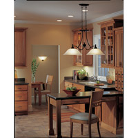 Progress P2625-77 Renovations 4 Light Forged Bronze Fan Light Kit alternative photo thumbnail