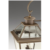 Progress P6616-20 Burlington 2 Light 19 inch Antique Bronze Outdoor Wall Lantern, Medium alternative photo thumbnail