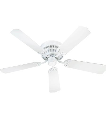 Quorum 11425 6 Custom Hugger 42 Inch White Ceiling Fan Photo