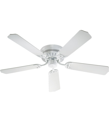Quorum 11525 6 Custom Hugger 52 Inch White Ceiling Fan Photo