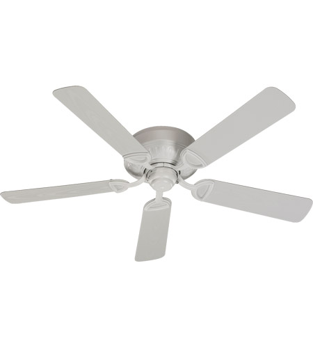 Studio White Outdoor Fans