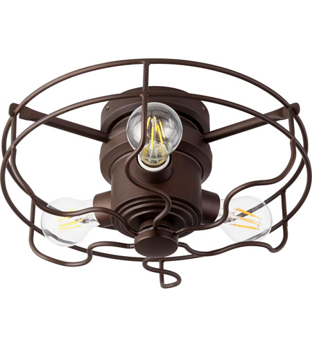 Quorum 1905-86 Windmill LED Oiled Bronze Light Kit  photo