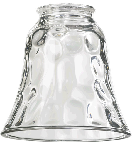 Quorum 2104 Signature Clear 5 inch Glass Shade photo