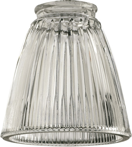 Quorum 2531 Signature Clear 4 inch Glass Shade photo