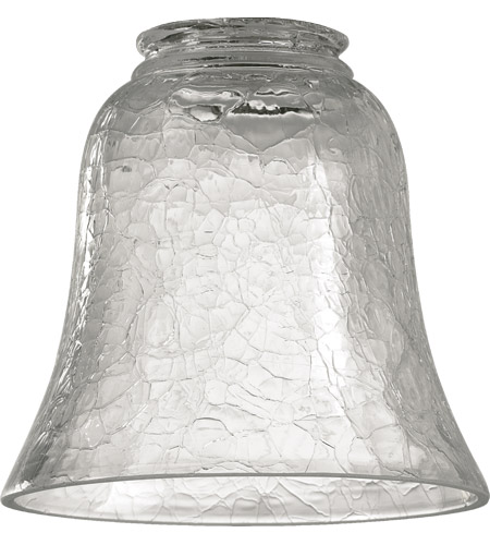 Quorum 2807 Signature Clear 5 inch Glass Shade photo
