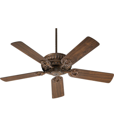 Quorum 35525 88 Empress 52 Inch Corsican Gold Ceiling Fan