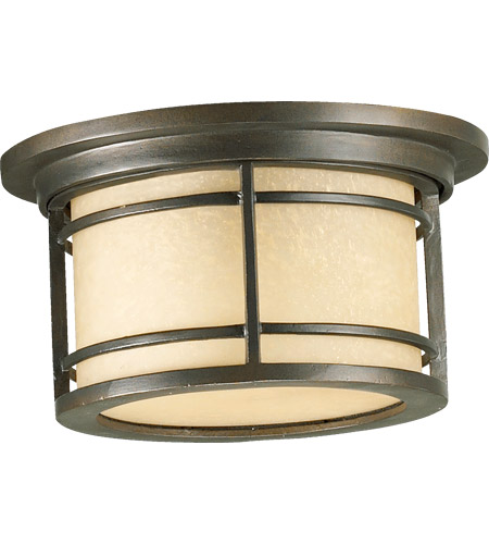 Quorum 3916-11-86 Larson 1 Light 6 inch Oiled Bronze Outdoor Wall Lantern photo