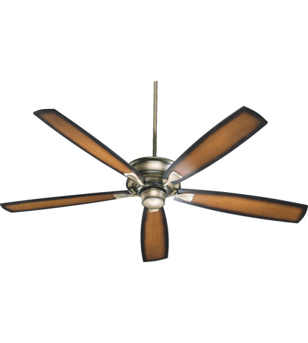 Quorum 42705 22 Alton 70 Inch Antique Flemish Ceiling Fan