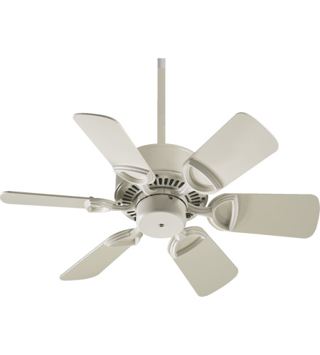 Quorum International Estate Ceiling Fan In Antique White