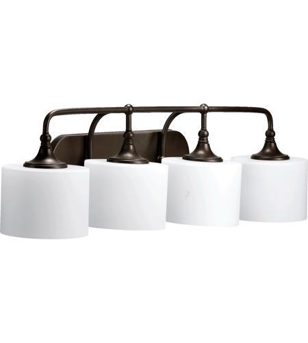 Quorum 5090 4 86 rockwood 4 light 36 inch oiled bronze vanity light quorum 5090 4 86 rockwood 4 light 36 inch oiled bronze vanity light wall aloadofball Choice Image