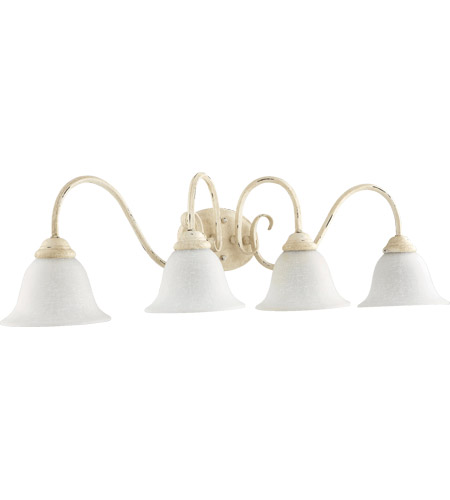 Persian White Bathroom Vanity Lights