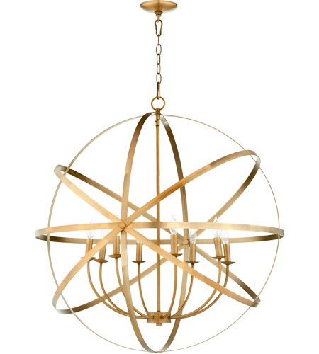Quorum 6009 8 80 celeste 33 inch aged brass chandelier ceiling light quorum 6009 8 80 celeste 33 inch aged brass chandelier ceiling light sphere aloadofball Images