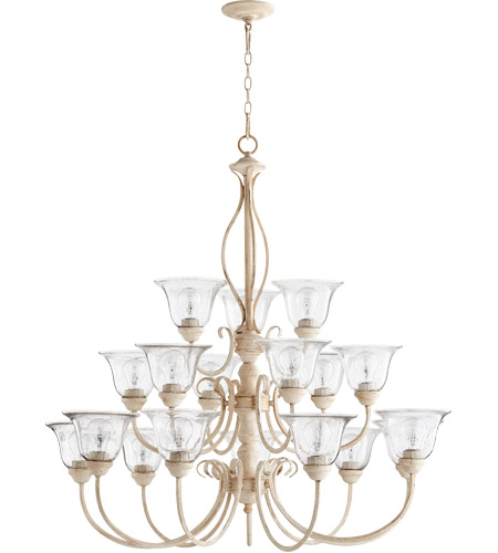 Persian White Spencer Chandeliers