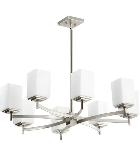 Quorum 6084 8 65 delta 8 light 34 inch satin nickel chandelier quorum 6084 8 65 delta 8 light 34 inch satin nickel chandelier ceiling light aloadofball Gallery
